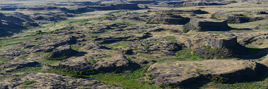 Escure Ranch Scablands